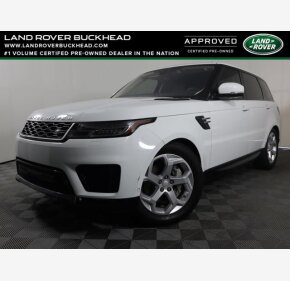 2018 Land Rover Range Rover Sport HSE for sale 101485324