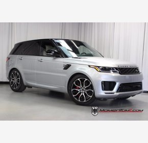 2018 Land Rover Range Rover Sport for sale 101487942
