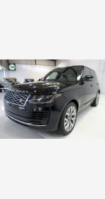 2018 Land Rover Range Rover Supercharged for sale 101183654