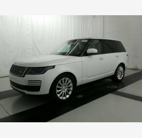 2018 Land Rover Range Rover HSE for sale 101286371