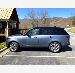 2018 Land Rover Range Rover for sale 101307745