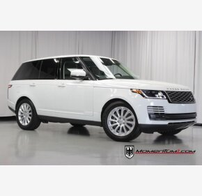2018 Land Rover Range Rover HSE for sale 101409497