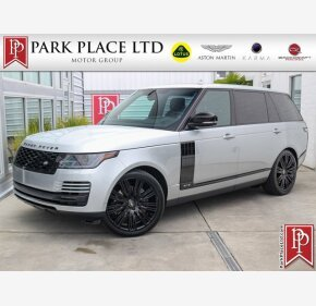 2018 Land Rover Range Rover for sale 101448916