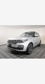 2018 Land Rover Range Rover for sale 101454455