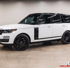 2018 Land Rover Range Rover HSE for sale 101464149