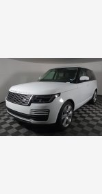 2018 Land Rover Range Rover for sale 101483689