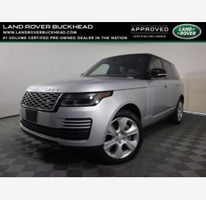 2018 Land Rover Range Rover Supercharged for sale 101485335