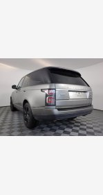 2018 Land Rover Range Rover for sale 101488800
