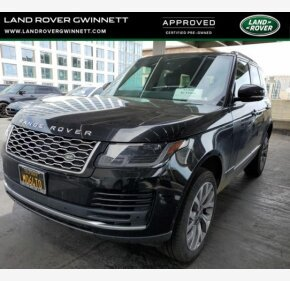 2018 Land Rover Range Rover for sale 101489513