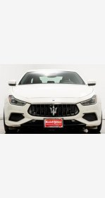 2018 Maserati Ghibli for sale 101204130