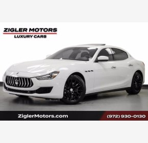 2018 Maserati Ghibli for sale 101336047