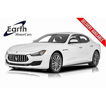 2018 Maserati Ghibli for sale 101538006