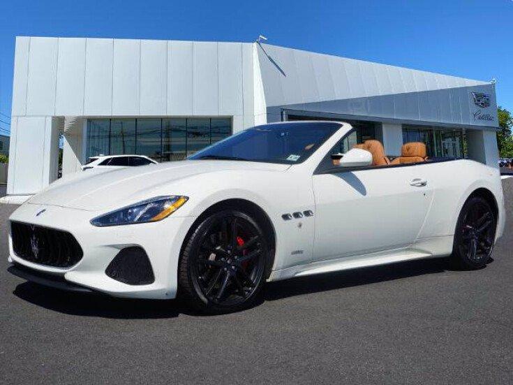 2018 Maserati GranTurismo Convertible for sale 101594388