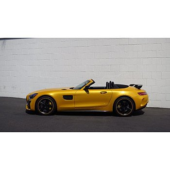 2018 Mercedes-Benz AMG GT C Roadster for sale 100996775