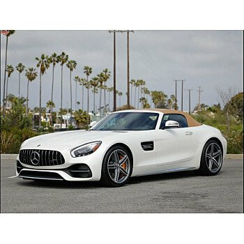 2018 Mercedes-Benz AMG GT C Roadster for sale 101119133
