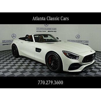 2018 Mercedes-Benz AMG GT C Roadster for sale 101122439