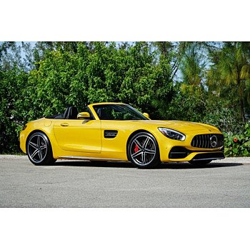 2018 Mercedes-Benz AMG GT C Roadster for sale 101151318