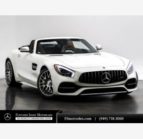 2018 Mercedes-Benz AMG GT C Roadster for sale 101263046