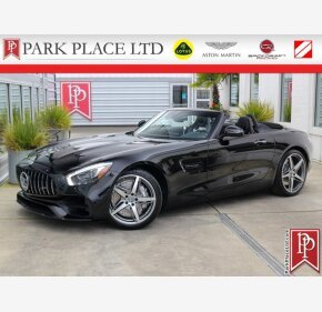 2018 Mercedes-Benz AMG GT Roadster for sale 101404983