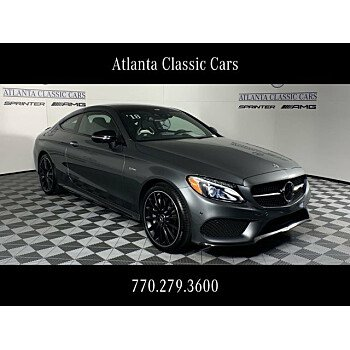 2018 Mercedes-Benz C43 AMG 4MATIC Coupe for sale 101263075