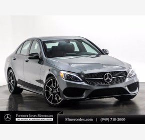 2018 Mercedes-Benz C43 AMG for sale 101409532