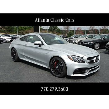 2018 Mercedes-Benz C63 AMG S Coupe for sale 101082232