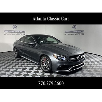 2018 Mercedes-Benz C63 AMG S Coupe for sale 101249072