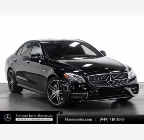 2018 Mercedes-Benz E43 AMG for sale 101421319