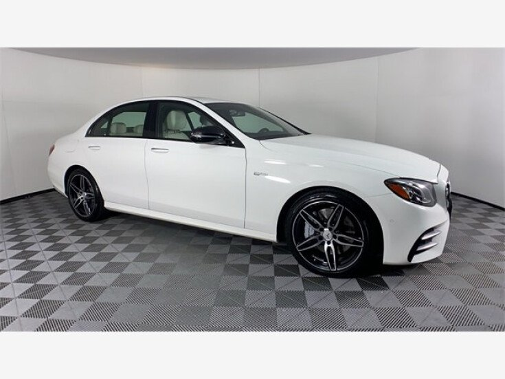 2018 Mercedes-Benz E43 AMG for sale 101452833
