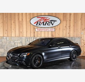 2018 Mercedes-Benz E63 AMG 4MATIC Sedan for sale 101079187