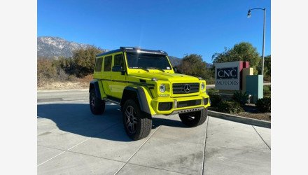 2018 Mercedes-Benz G550 for sale 101415211
