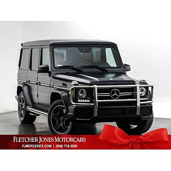 2018 Mercedes-Benz G63 AMG for sale 101248448