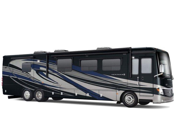 2018 Newmar Ventana 4002 specifications