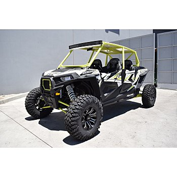 2018 Polaris RZR XP 4 1000 for sale 200563695