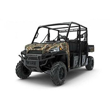 2018 Polaris Ranger Crew XP 1000 for sale 200608533