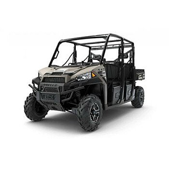 2018 Polaris Ranger Crew XP 1000 for sale 200608549