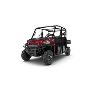 2018 Polaris Ranger Crew XP 1000 for sale 200617150