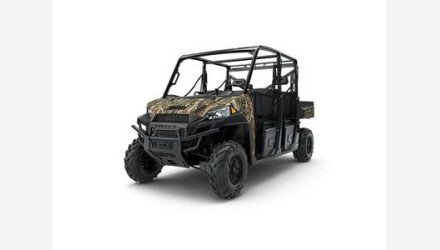 2018 Polaris Ranger Crew XP 1000 for sale 200634290