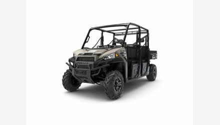 2018 Polaris Ranger Crew XP 1000 for sale 200847757