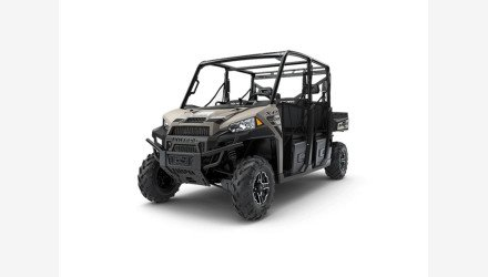2018 Polaris Ranger Crew XP 1000 for sale 200878991