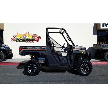 2018 Polaris Ranger XP 1000 for sale 200535899