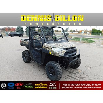 2018 Polaris Ranger XP 1000 for sale 200652520