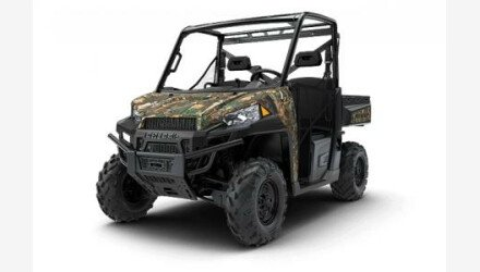 2018 Polaris Ranger XP 900 for sale 200607607