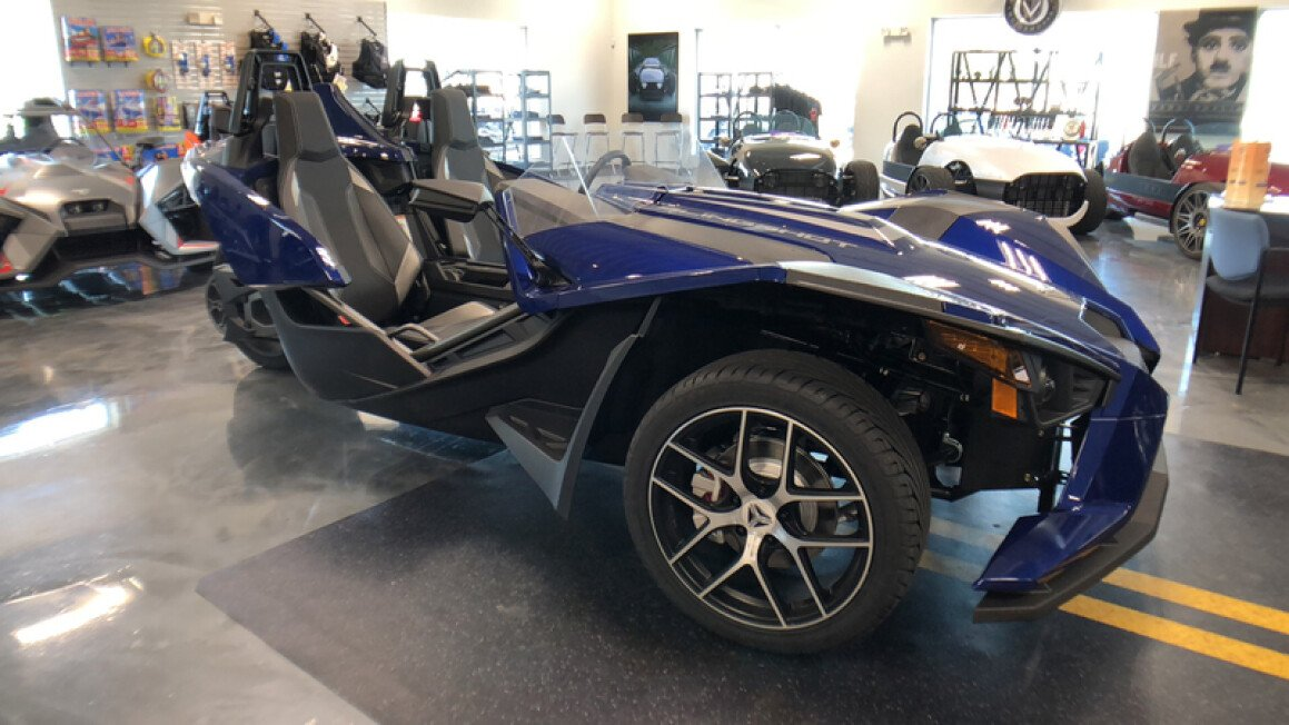 2018 Polaris Slingshot For Sale Near Fort Worth Texas 76116