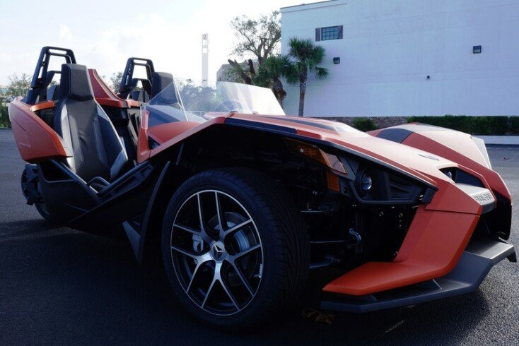 2018 Polaris Slingshot For Sale Near Daytona Beach Florida 32114