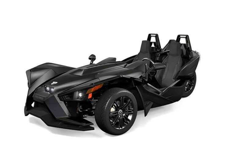 2018 Polaris Slingshot S specifications