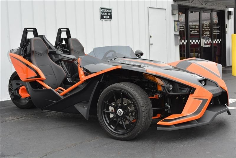 Polaris Slingshot Motorcycles For Sale Motorcycles On Autotrader