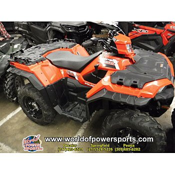2018 Polaris Sportsman 850 for sale 200693184