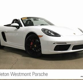 2018 Porsche 718 Boxster S for sale 100917220