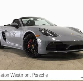 2018 Porsche 718 Boxster S for sale 100987127